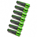 x6 AAA Rechargeable Batteries (550mAh)